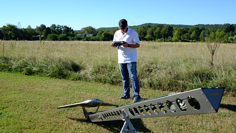 UAV Drone Surveying
