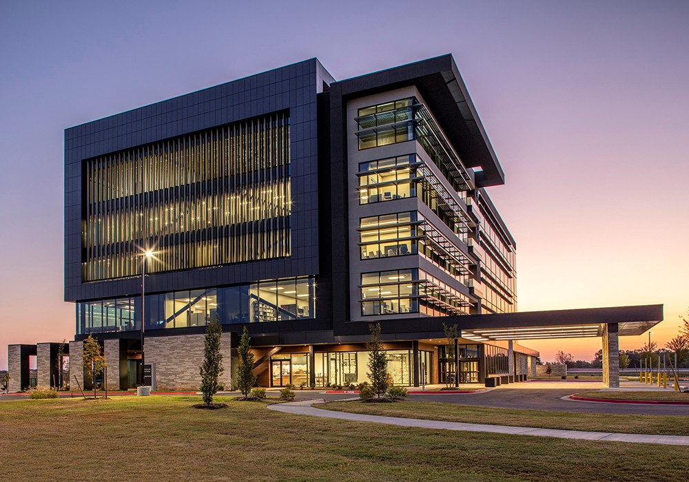 Architecture - Highland Oncology Group - Springdale